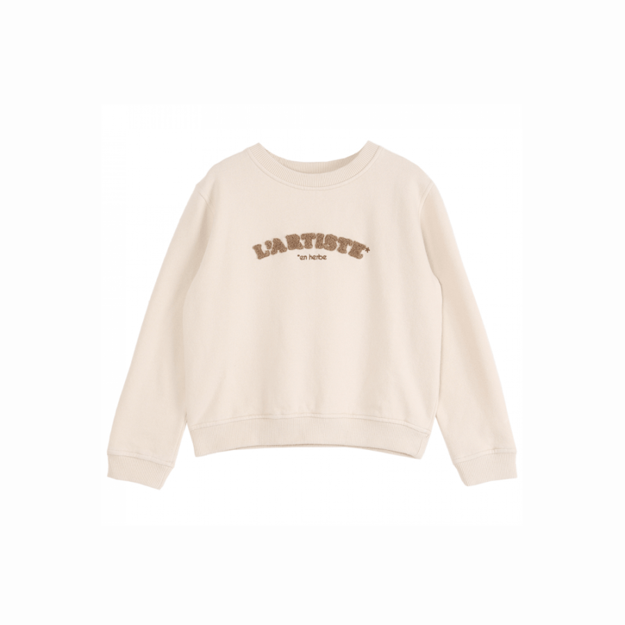 Sweatshirt Coquille d'Émile et Ida - Petit Bloomer