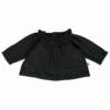 Blouse Charme Pirate Black de Poudre Organic - Petit Bloomer