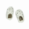 Chaussons Wakame Coeurs carafe de Poudre Organic - Petit Bloomer